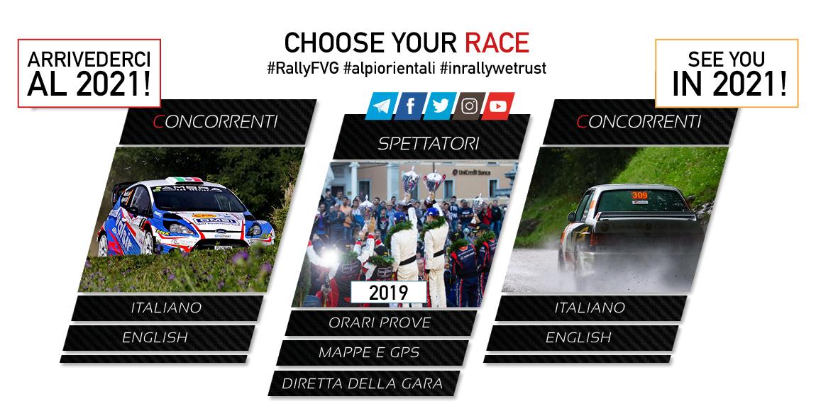 Rally del Friuli Venezia Giulia - Alpi Orientali 2017